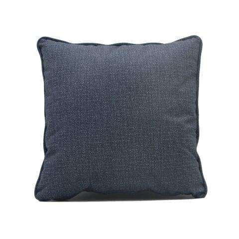 כרית אפור כחול
